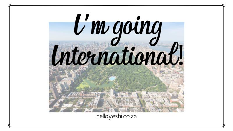 Hello Yeshi International