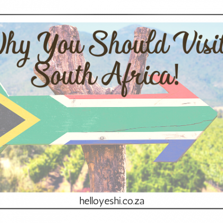 why you should visit south africa