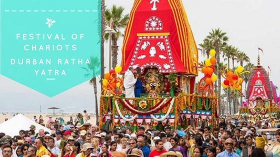 Festival of Chariots – Durban Ratha Yatra