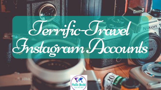 Terrific-Travel Instagram Accounts to Follow