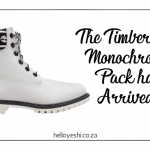 THE TIMBERLAND MONOCHROME PACK HAS ARRIVED