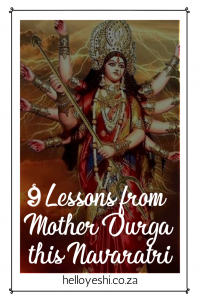 9 Lessons from Mother Durga this Navaratri